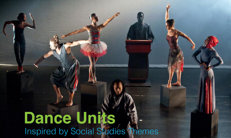 Oasp dance units inspired by social studies themes malvernweather Images