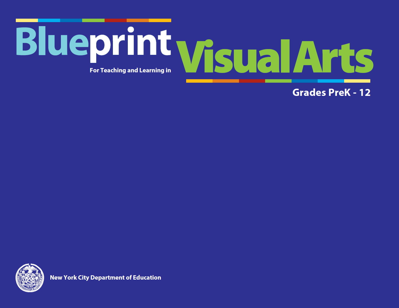 Oasp blueprint for teaching and learning in visual arts malvernweather Choice Image